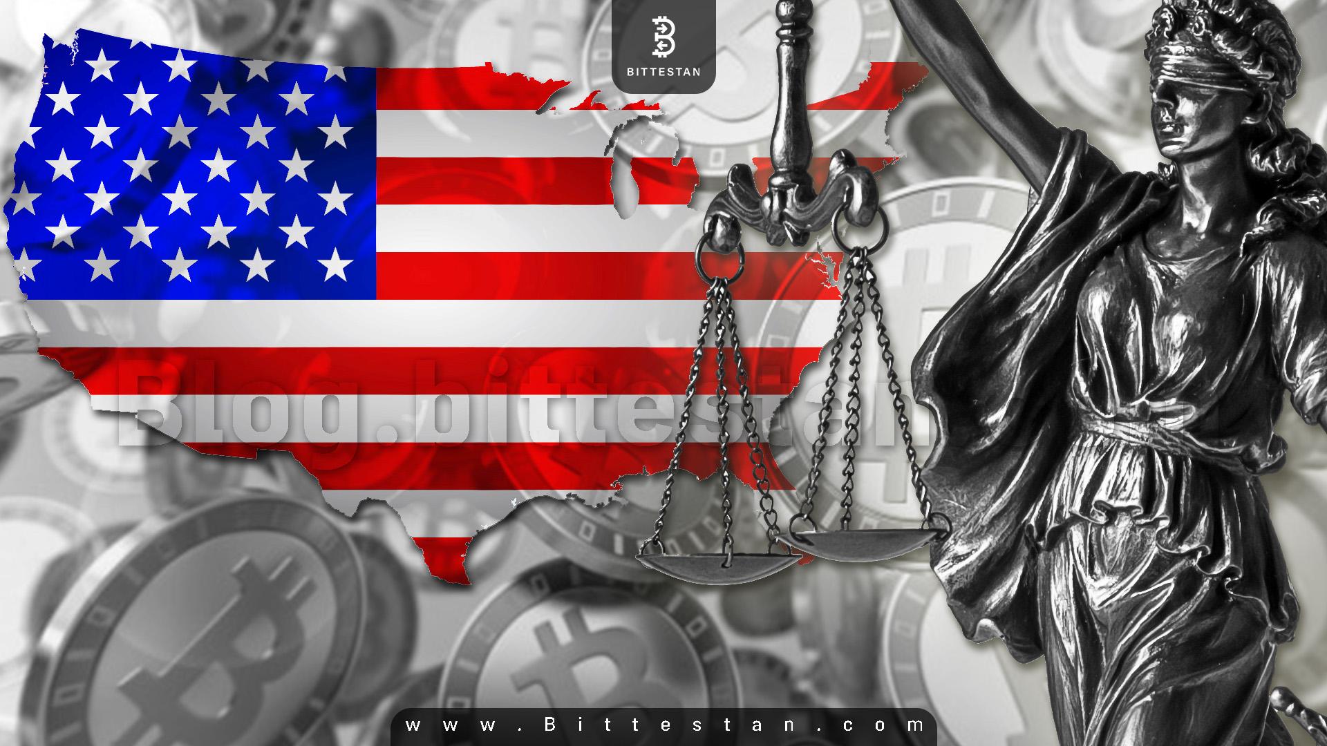 قوانین ارزهای دیجیتال در آمریکا